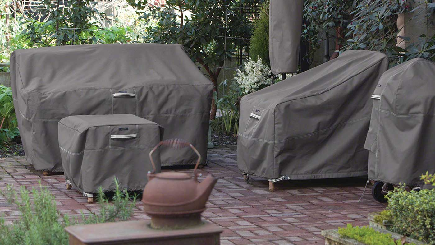 Why Buy Outdoor Patio Furniture Covers?
