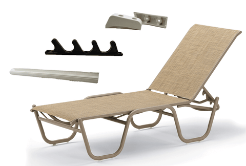 Chaise Lounge Parts