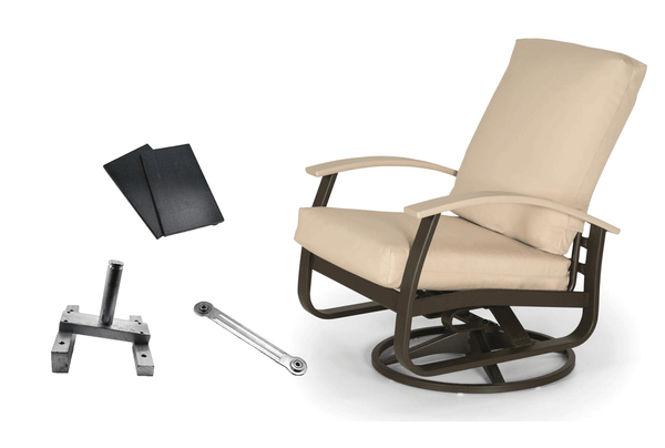 Swivel Rocker Amp Glider Parts Sunniland Patio Patio