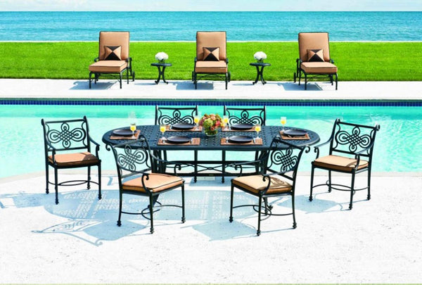Cast Classics / Landgrave Replacement Cushions U2013 Sunniland Patio   Patio  Furniture And Spas In Boca Raton