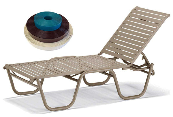 ... Vinyl Strapping Replacement Is A Cost Effective Way To Make Your Outdoor  Pool Patio And Lawn Furniture Look Like New. Our Vinyl Is Made Of 100%  Virgin ...