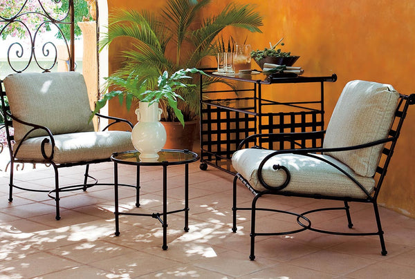 Renew that Brown Jordan furniture set that's looking old! Below you'll see Brown  Jordan replacement cushions for 2 Brown Jordan collections. - Brown Jordan Replacement Cushions – Sunniland Patio - Patio