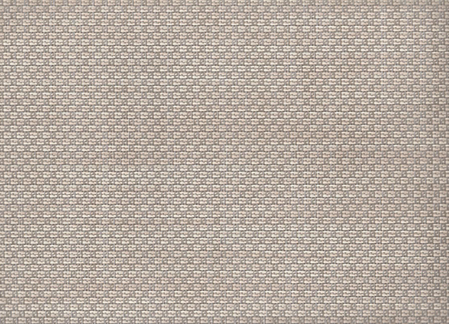 00V-3009605 | Sisal Aluminum Phifertex Wicker Weave Fabric