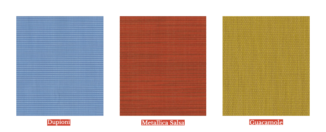 solid and bright sling fabrics