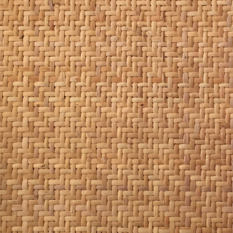 natural wicker weave