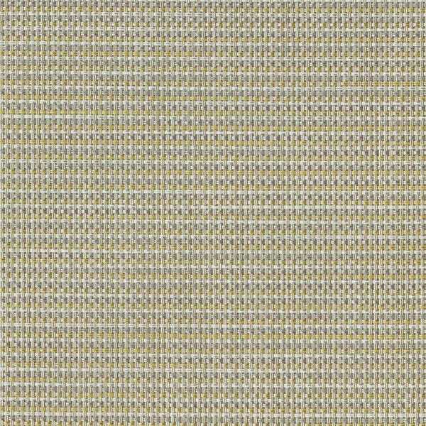 FP-030 | Watercolor Tweed Oyster Phifertex® Cane Wicker & Waffle Wicker