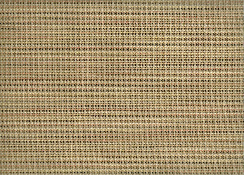 FP-053 | Watercolor Tweed Glow Phifertex® Cane Wicker & Waffle Wicker