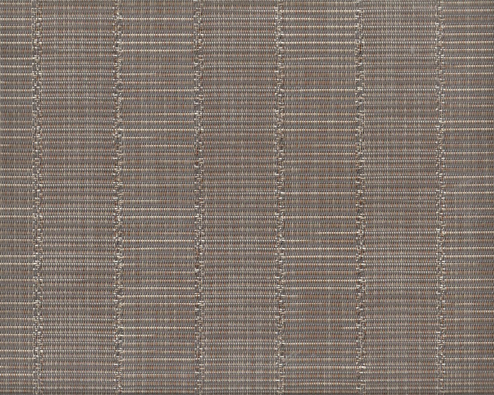 YHL-3036889 | Raffia Stripe Sable Phifertex® PVC Olefin Fabric
