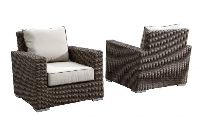 Coronado Wicker Club Chair | Item 2101-21