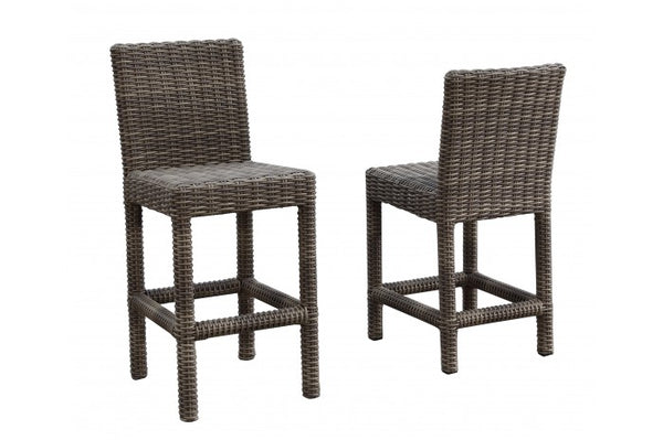 Coronado Wicker Barstool | Item 2101-7B