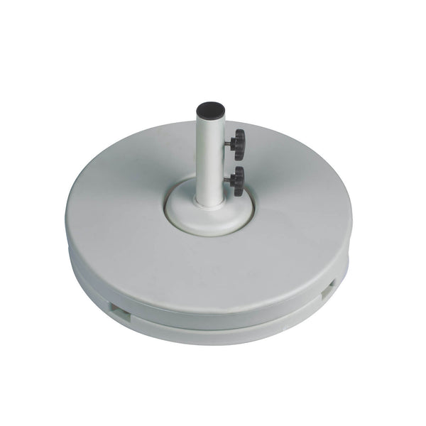 Resin Coated Concrete Umbrella Base- FLAT