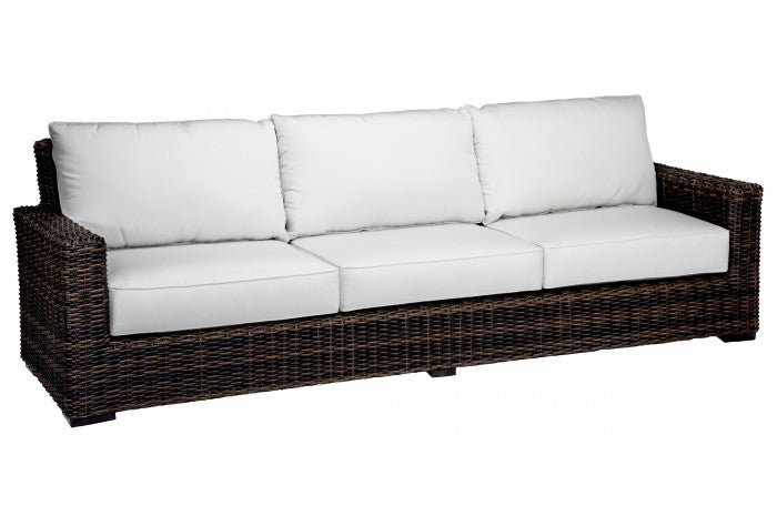 Montecito Wicker Large Sofa | Item 2501-23