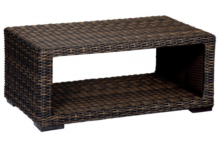 Montecito Wicker Coffee Table | Item 2501-CT