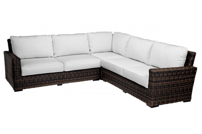 Montecito Wicker Sectional | Item 2501-SEC