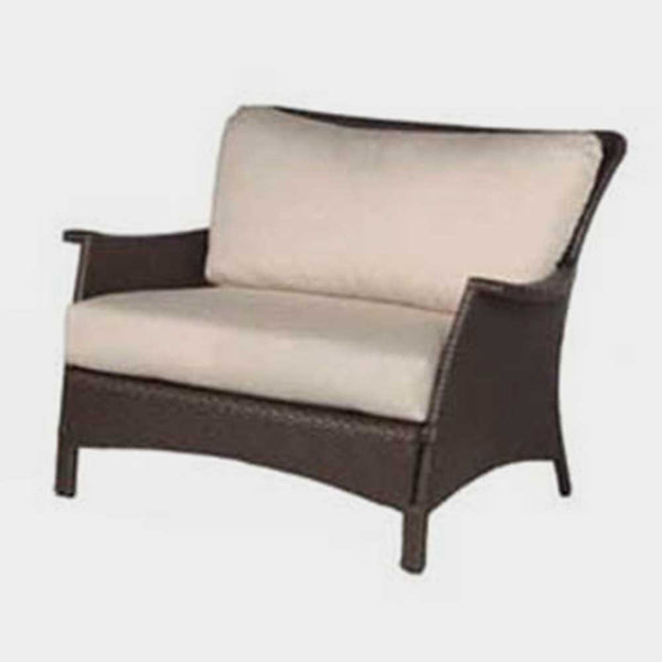 Beaumont cuddle chair 2 pc. replacement cushion: No welt
