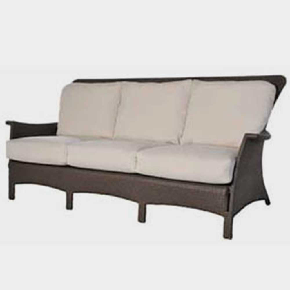 Beaumont sofa 6 pc. replacement cushion: Boxed/Welt
