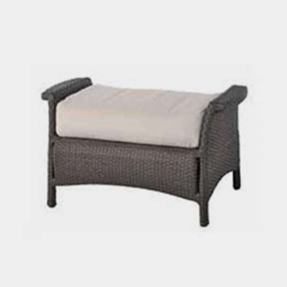 Beaumont ottoman replacement cushion