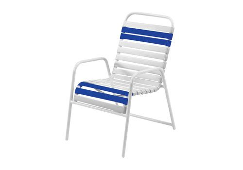 Stacking Strap Chair