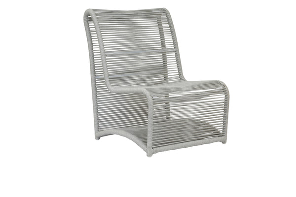 Miami Armless Club Chair