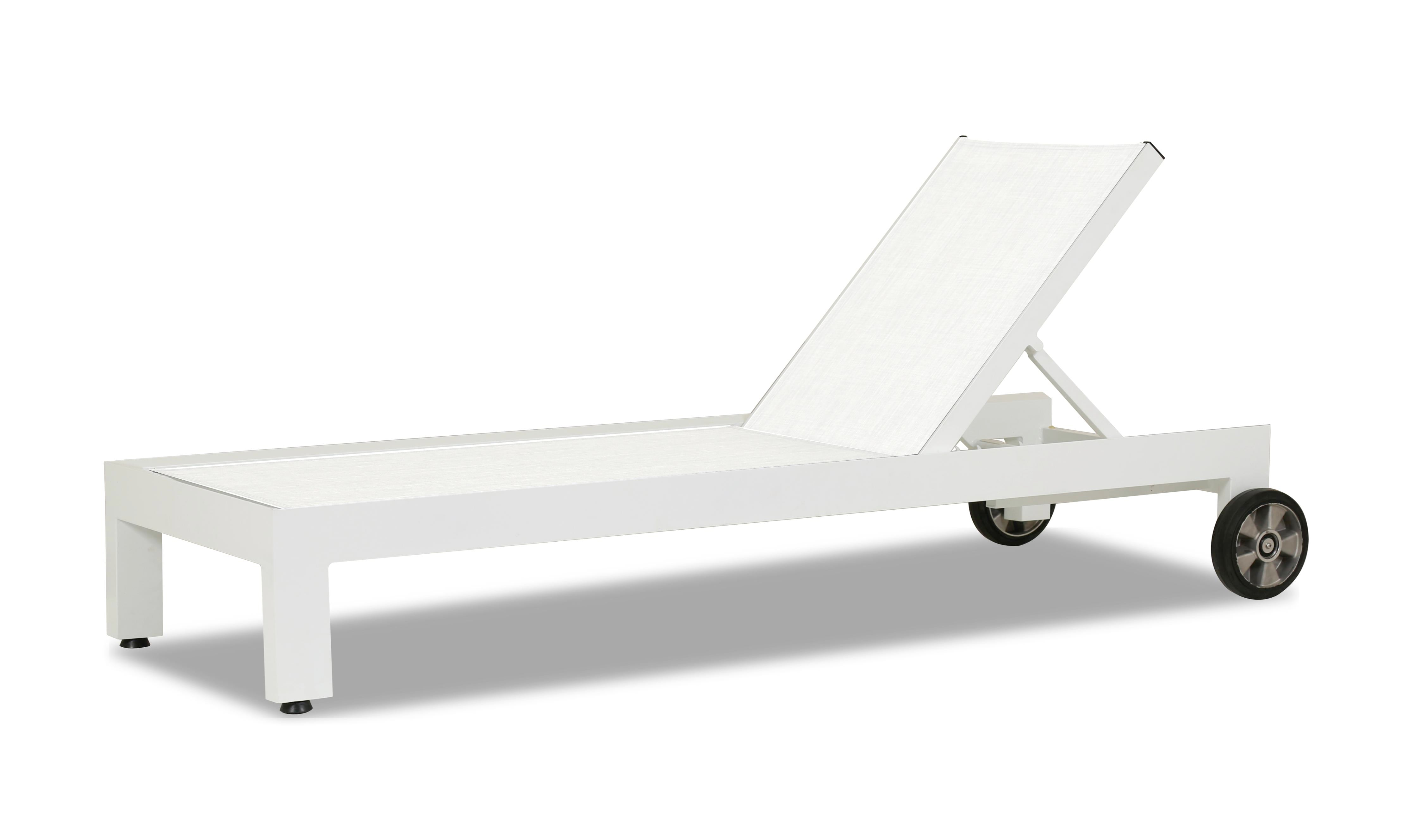 Newport Adjustable Sling Chaise