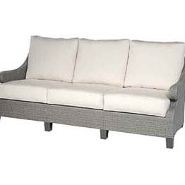 Lacelle sofa 6 pc. replacement cushion w/welt, Item#: 4830