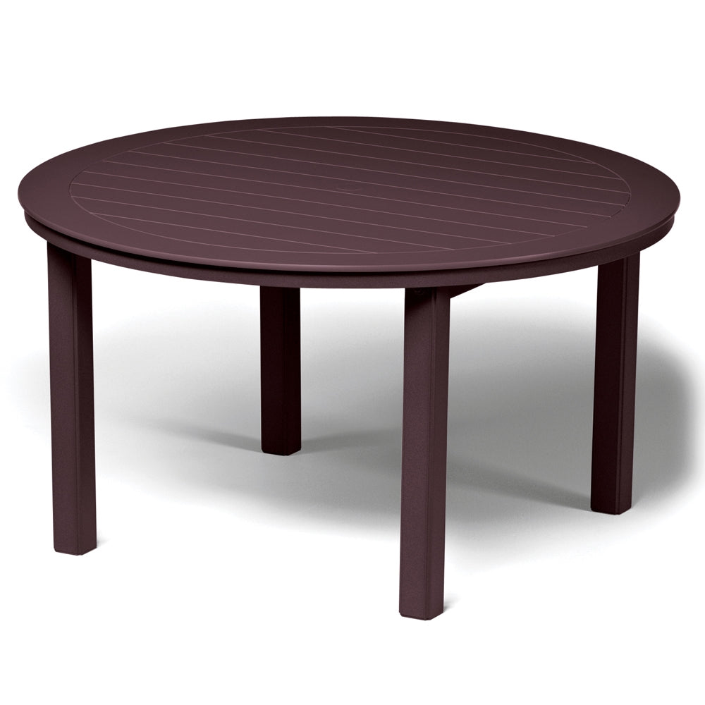 "Telescope Casual 54"" Round MGP Top Dining Table"