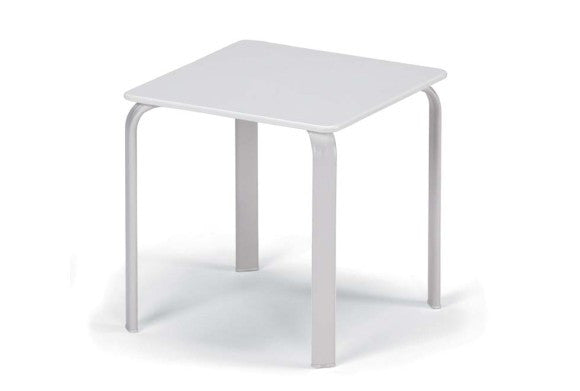 "Telescope Casual Marine Grade Polymer 18"" Square End Table 