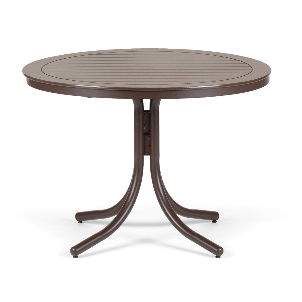 "Telescope Casual 42"" Round MGP Top Dining Table"