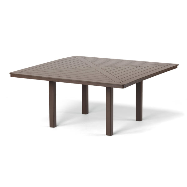 "Telescope Casual 64"" Square MGP Top Dining Table"