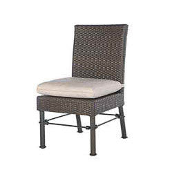 Bordeaux dining side chair 1 pc. replacement cushion: Boxed/Welt, Item#: 5319