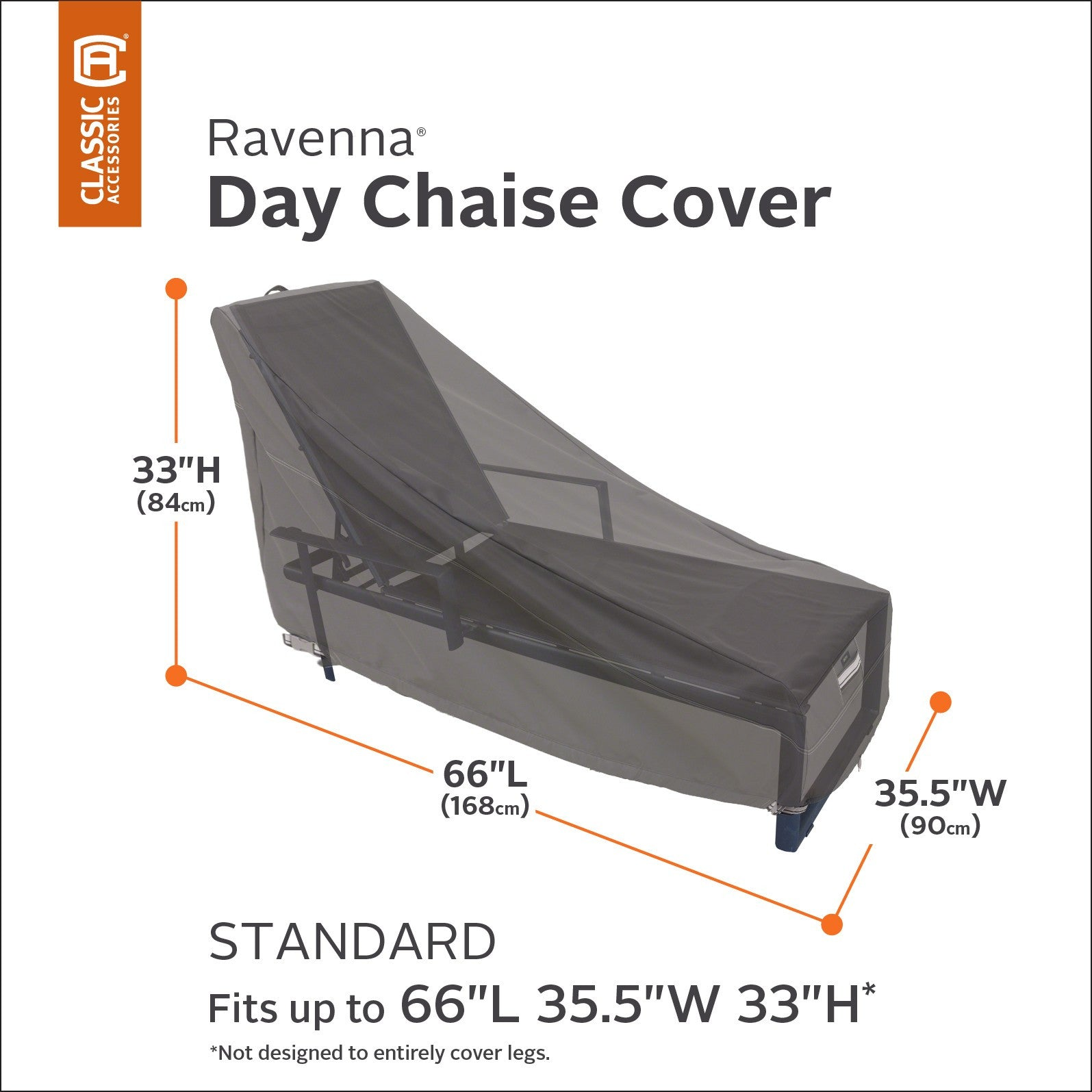 Ravenna Day Chaise Lounge Cover Ravenna Day Chaise Lounge Cover ...  sc 1 st  Sunniland Patio : day chaise - Sectionals, Sofas & Couches