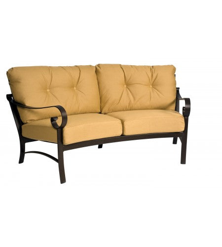 Belden Cushion Crescent Loveseat- Item 690463M