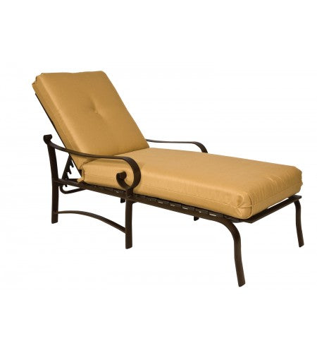 Belden Cushion Adjustable Chaise Lounge- Item 690470M