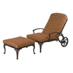 Tuscany Chair & Ottoman Set Cushion(s), Item#: 693104