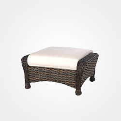 Dreux ottoman replacement cushion, Item#: 7341
