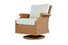 Lloyd Flanders Hamptons Swivel Rocker Lounge Chair- Item 15080