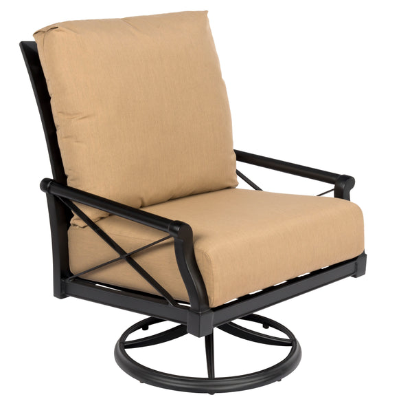 Andover Big Man's Swivel Rocking Lounge Chair- Item 510677