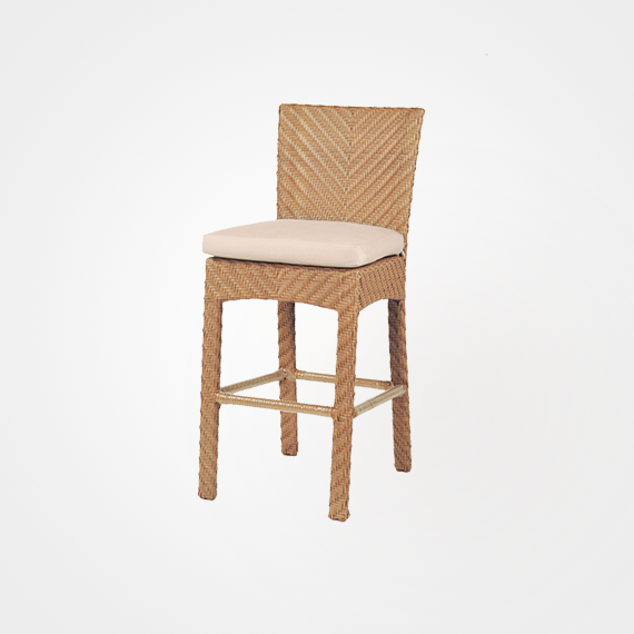 Avignon Armless Barstool Replacement Cushion