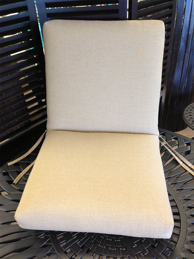 Club Chair Cushion | Item#: C-2101