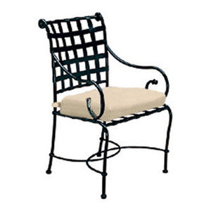 Florentine Arm Chair Replacement Cushion | Item C-B1102