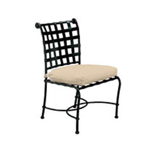 Florentine Side Chair Replacement Cushion | Item C-B1103