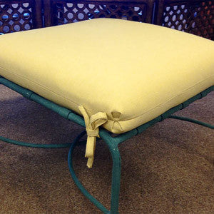 Florentine Ottoman Replacement Cushion | Item C-B1110