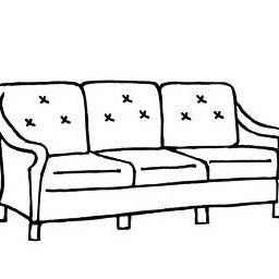 Embassy Sofa Cushion - Seats & Backs, Item#: C-L1221