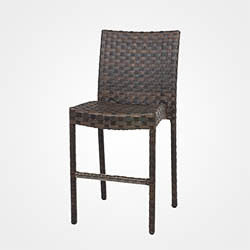 Porte 1 pc dining/barstool replacement cushion, Item#: C9510