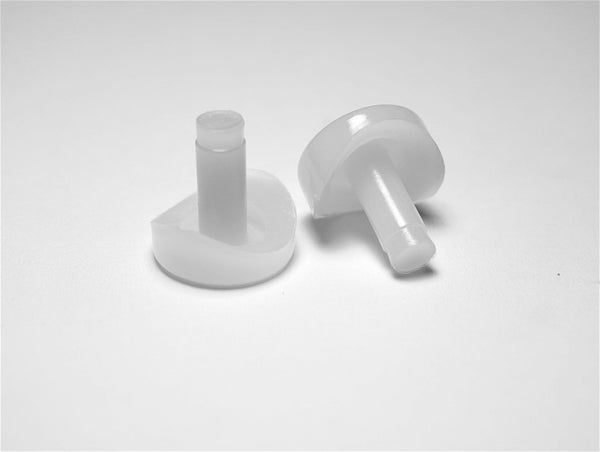 "3/4"" Round Stem Bumper (Coved) 