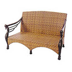 Versailles loveseat 4 pc. replacement cushion, Item#: N8922