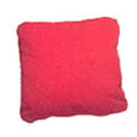 "Pillow w/zipper (16""x16"")"