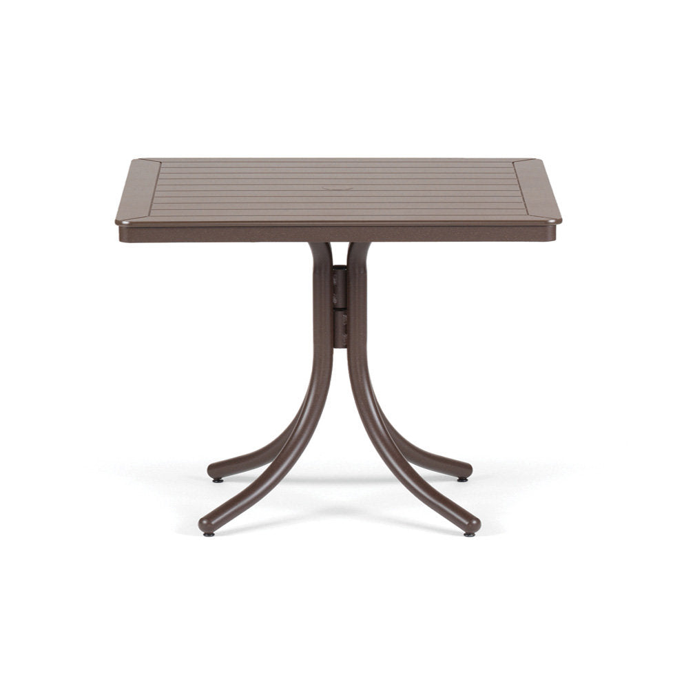 "Telescope Casual MGP 36"" Square Dining Table - 28.5""H"