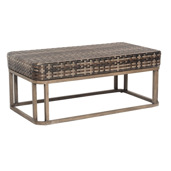 "Woodard Reunion 44"" x 24"" Coffee Table"