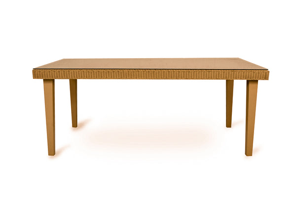 "Lloyd Flanders Hamptons 72"" Rectangular Dining Table- Item 15972"